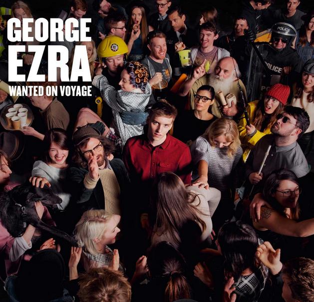 Detalles del disco debut y nueva canción de George Ezra