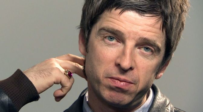 #4 Noel Gallagher's High Flying Birds – She Taught Me How To Fly