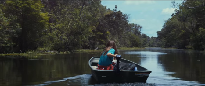 El video de Black River de Wolf Gang