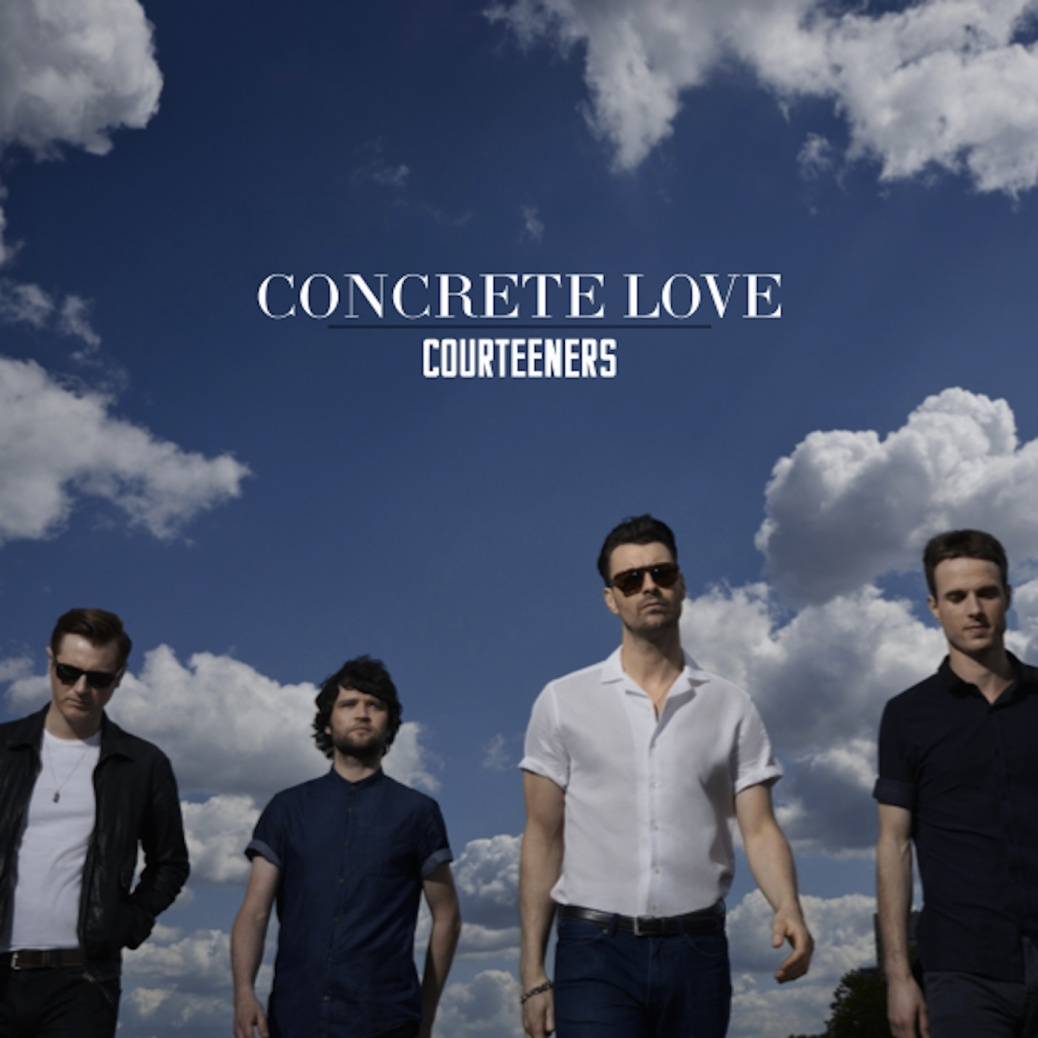 courteeners concrete love