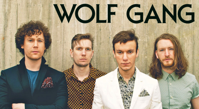 #63 Wolf Gang – Lay Your Love Down