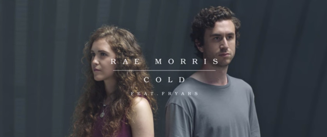 Nuevo video de Rae Morris: Cold