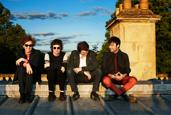 #19 The Kooks – Around Town
