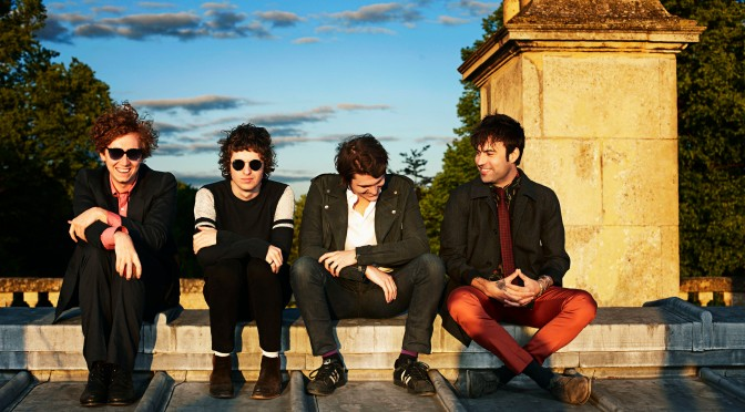 #32 The Kooks – Be Who You Are