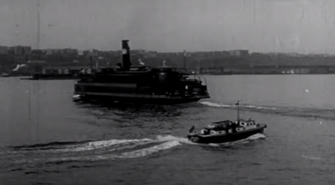 Black Rivers – The Ship
