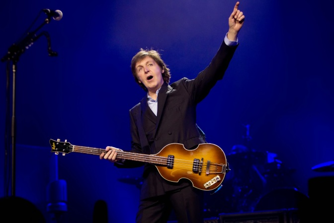 #19 Paul McCartney – Come On To Me