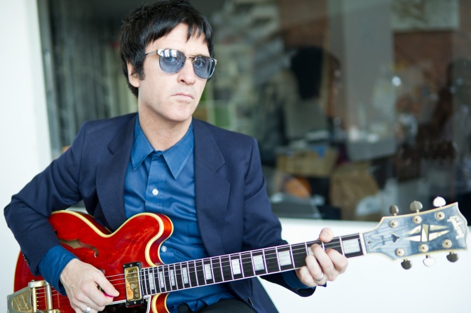 Johnny Marr – Walk Into The Sea