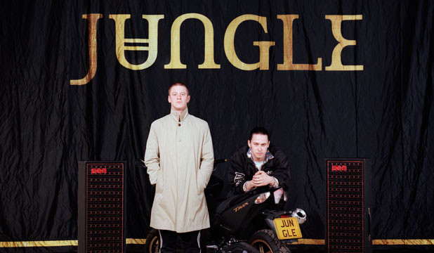 #73 Jungle – Time