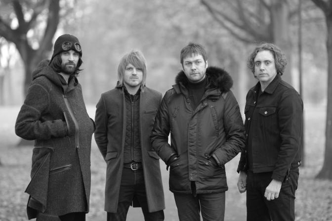 Kasabian en Later… With Jools Holland