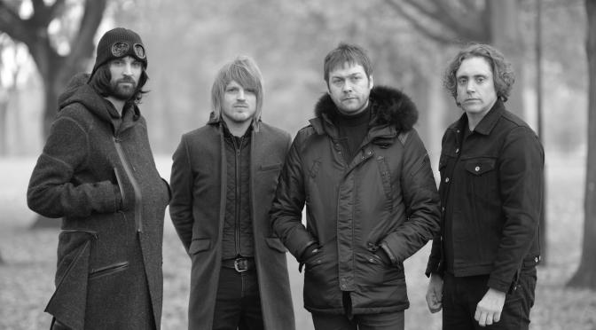 #4 Kasabian – Ill Ray (The King)