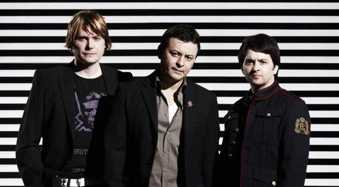 #1 Manic Street Preachers – International Blue
