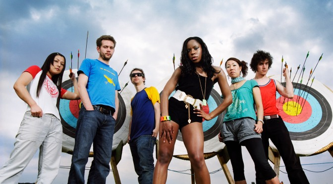The Go! Team regresan con The Scene Between