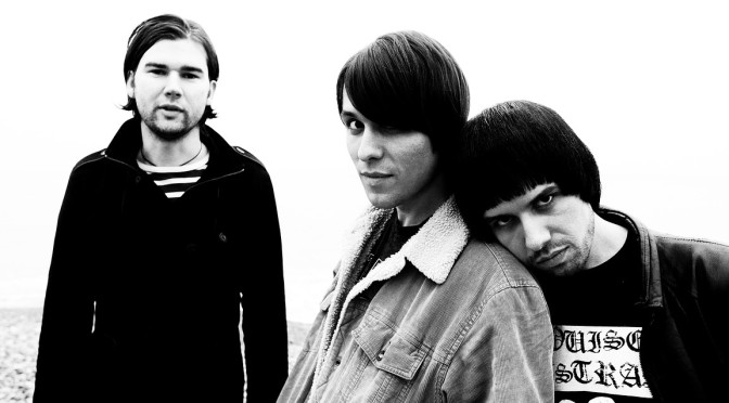 The Cribs – Burning For No One