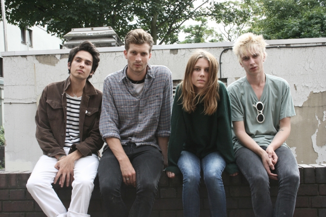 Wolf Alice – Giant Peach