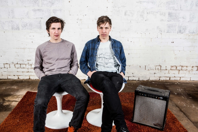 Drenge – Bonfire of the City Boys