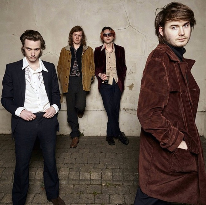 Palma Violets – Girl, You Couldn't Do Much Better On The Beach