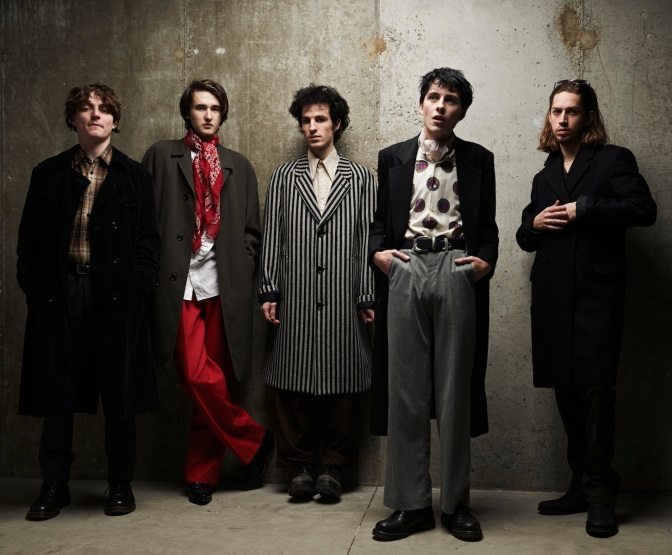 Swim Deep – Grand Affection