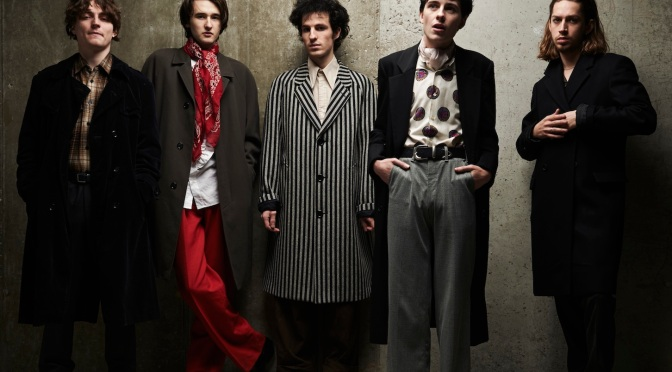 El fabuloso video de Swim Deep