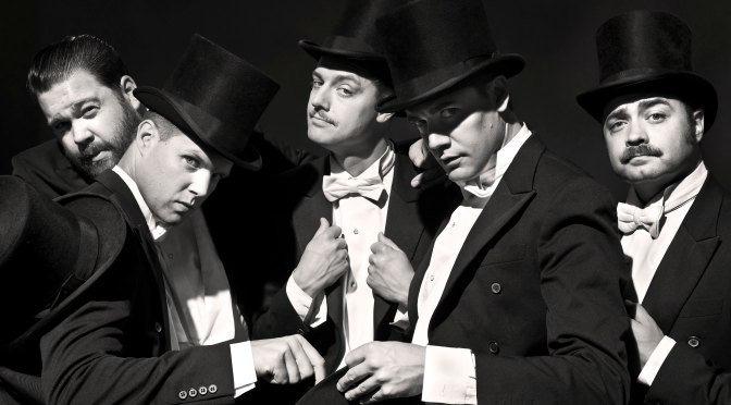 The Hives – Blood Red Moon