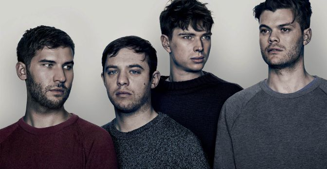 Everything Everything – Spring/Sun/Winter/Dread