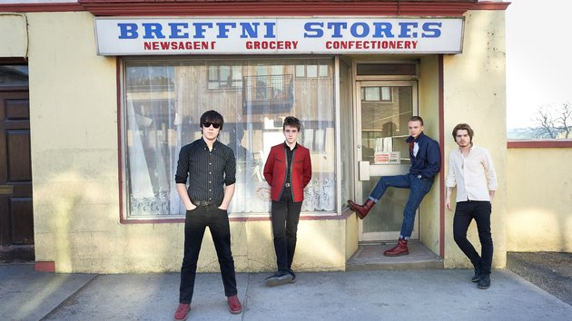 The Strypes regresan con su tercer disco