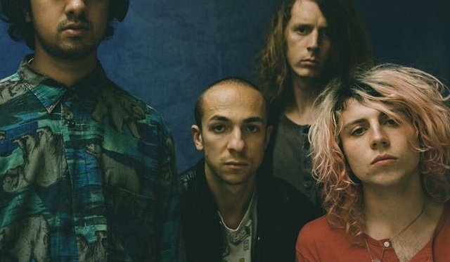 #41 Mystery Jets – The World Is Overtaking Me