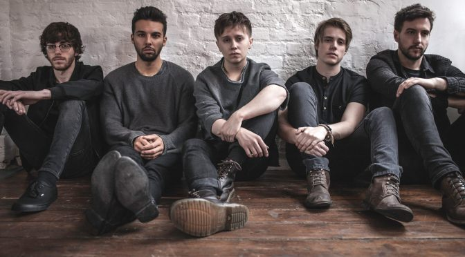 Nothing But Thieves y su segundo disco