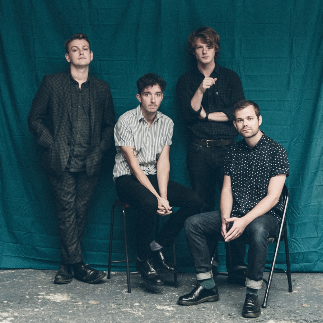The Crookes 2015
