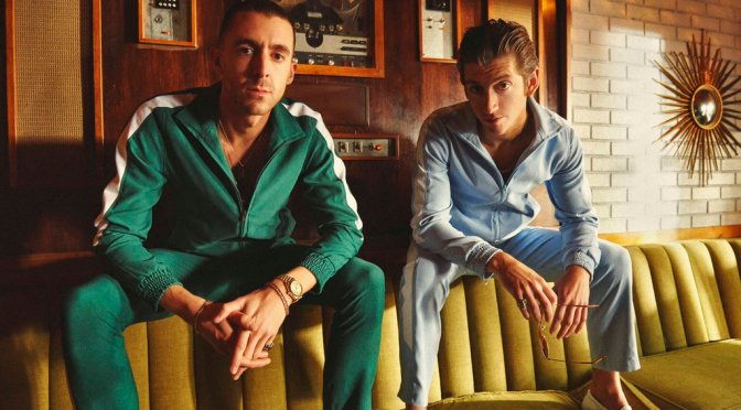 #32 The Last Shadow Puppets – Miracle Aligner