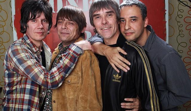 Todos para uno… el regreso de los Stone Roses