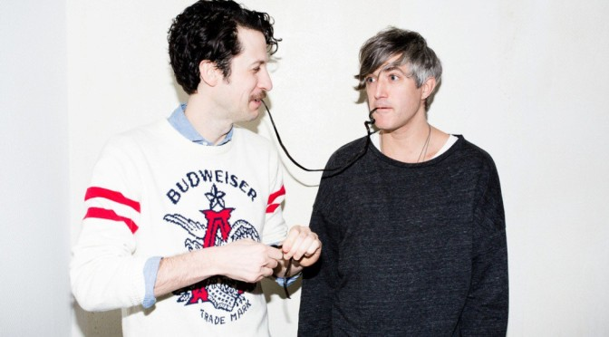 We Are Scientists – Buckle