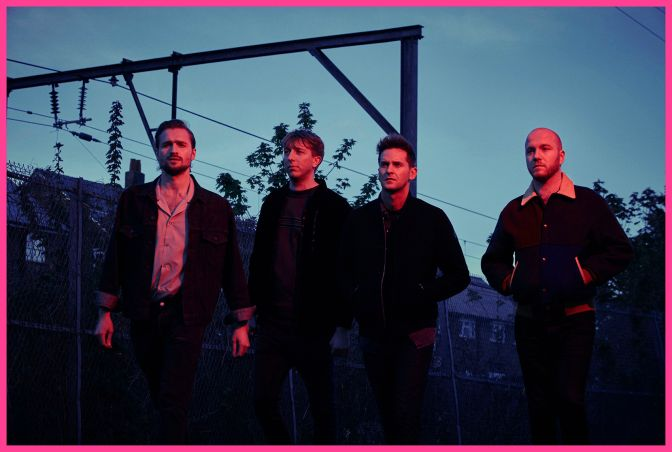 Wild Beasts – Alpha Female