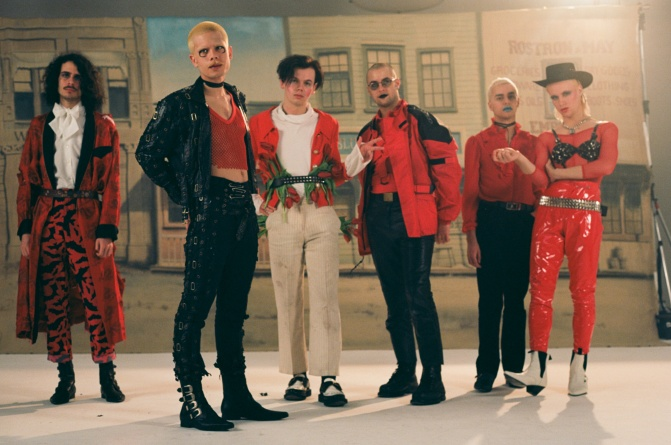 HMLTD – Satan, Luella and I