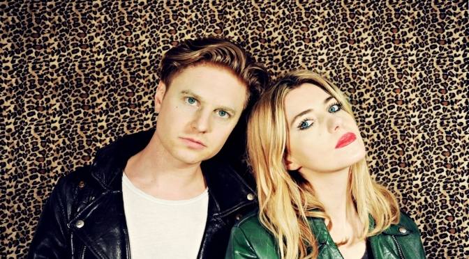 Blood Red Shoes regresan con Eye To Eye
