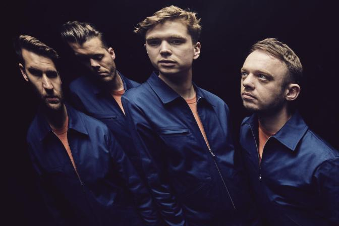 Everything Everything estrenan disco