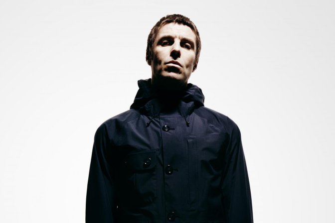 #1 Liam Gallagher – Wall of Glass
